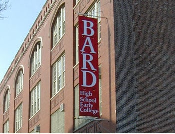 Click here to view the new video about the Bard Early College Academy.
